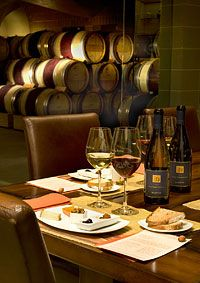Natalie recommends Napa: Darioush wine and cheese tasting experience - beautiful construction, amazing wines paired with great cheeses.