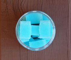 Sugar Scrub Cubes Just Beachy 8 ounce Jar by SymbolicImports Homemade Skin Care, Homemade Beauty Products, Sugar Scrub Cubes, All Nature, Diy Beauty, Scrubs, Jar, Crafty, Handmade Gifts