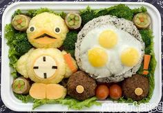 Fun Fine Family Recipes: Japanese Lunch Boxes #gladinspiredlunches