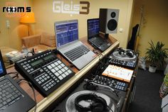 Gleis3 dj rooms