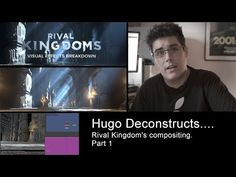 Hugo Deconstructs... Rival Kingdom's compositing (part 1) Nuke Tutorial - YouTube