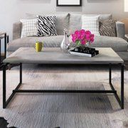 Home With Images Coffee Table Metal Frame Coffee Table Black