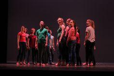 Dance4's Centre for Advanced Training. Photo Credit: Alexandru Berteanu