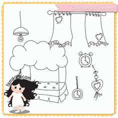 Doodles Collection 2012 nº25 by Fa Maura