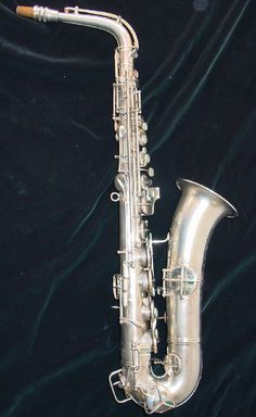 Conn C melody saxophone with alto style neck--I so desperately want one, but with a tenor style neck