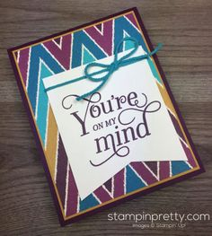 Mary Fish, Stampin Pretty, Paper Crafts, Diy Crafts, Get Well Cards, Card Making Inspiration, Pretty Cards, Card Maker, Card Sketches