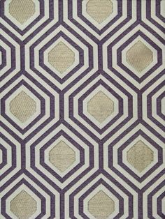 "Galvani Raisin    100% polyester woven pattern from Kravet Fabric. Multi-use weight. Repeat: V-4.5"", H-3.5"". 54"" wide. 15,000 double rubs."