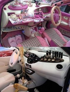 Girls can be such girly girls!