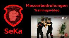 Messerbedrohungen (Einblick in unser Training)