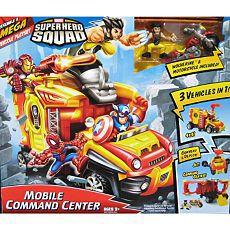 Wolverine mobile command center