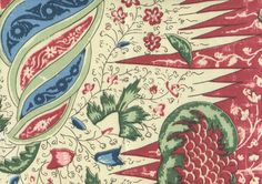 this in a pin room, totally shifts and looks fantastic,  http://quadrillefabrics.com/Fabric_Images/Les-Indiennes-Multicolor-Red-Blue-Olive-Green-302650FCST-2400.jpg