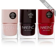 Nails inc Fall Winter Gel Collection