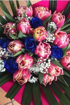 Meraviglioso bouquet di tulipani! #Fiorito #flowers #tulips #colors