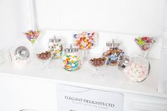 Our tasty sweet buffet that can be hired out with the cart to add that extra special touch to your wedding, celebration or event.