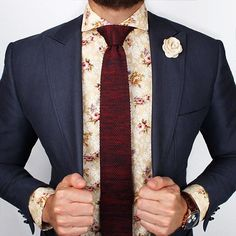 The Parc Floral Shirt - Available at www.grandfrank.com great, i prefer this one.