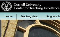 Tools to help teachers assess student learning, such as using rubrics, designing effective test questions, and utilizing self-assessment and peer-assessment techniques. Peer Assessment, Home Teaching, University Center, Great Thinkers, Cornell University, Business School, Rubrics, Student Learning, Higher Education
