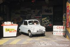 Falles Hire Cars, Roseville St. 1960's