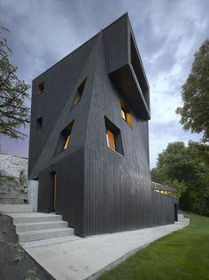 Saint-Ange Residency / Studio Odile Decq