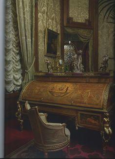 Waddeson Manor - Morning Room