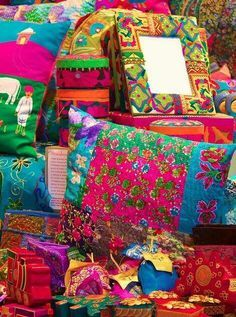 Colours of India