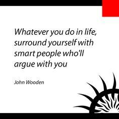#Quote #JohnWooden