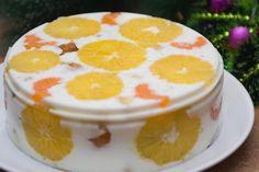 Jogurtovo ovocná torta, zabudni na pečenie, toto bude obľúbená sladkosť rodiny. Je taká krémová a očarujúca! – radynadzlato.sk
