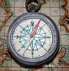 compass cake