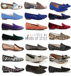 Loafers!