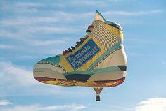 shoe balloon