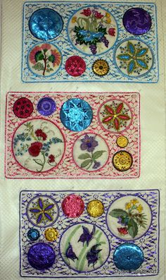 1000+ Images About Embroidery - Aari Tambour On Pinterest | Tambour Beading Tambour Embroidery ...