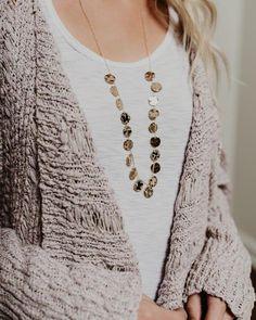 GORJANA - Chloe Large Adjustable Necklace