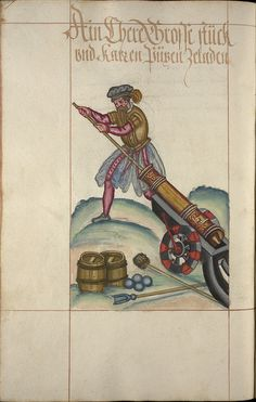 Early Explosives    Grenades, projectiles, fireworks and offensive weaponry  illustrations from a 16th century German manuscript http://bibliodyssey.blogspot.com.es/2012/11/early-explosives.html