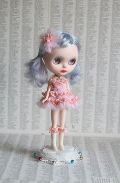 Eloise  A Mab Girl  custom Blythe doll ooak Mab by mabgraves