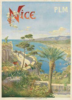 Nice travel poster