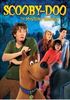 Scooby Doo The Mystery Begins  Who can't love them!!!