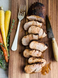 How To Make Roasted Pork Tenderloin — Cooking Lessons from The Kitchn | Foolproof method for any phase. (Omit oil for Phases 1 and 2.)