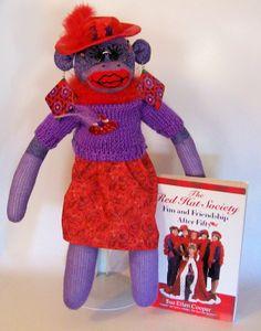 Sock Monkey Ranch - Handmade Red Heel Sock Monkeys