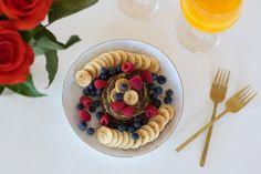 Brunch inspo_3 Ingredient Pancakes on joyfett.com #JOYFETTI