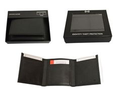 Jomiraguard™ Trifold Identity Theft Protection Wallet