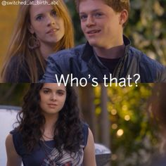 When Emmett and Bay first met and he so OBVIOUSLY thought she was cute