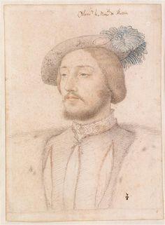 Charles de Cossé, comte de Brissac (1506-1563) . . .  c. 1537 . . .  Clouet Jean (1475/1485-1540)