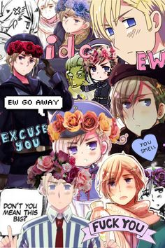 APH Norway collage Hetalia Nordics || anime lock screens hetalia || I actually made this collage and I'm actually proud how it turned out (^-^)/