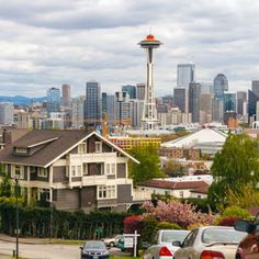 Queen Anne neighborhood   Seattle, Washington