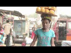 Child labor in Benin.