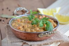 Pumpkin Chickpea Curry