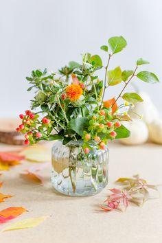 Alles und Anderes: DIY: Tipps und Tricks, um herbstliche Blumensträuße selber zu binden