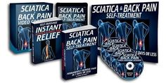 Sciatica & Back Pain Self-Treatment in 7 Days or Less  If you're looking for possible sciatica and back pain treatment solutions, the Sciatica & Back Pain Self-Treatment Guide is a Japanese nuro-muscular detox system for seniors & athletes in low back, hi