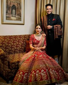 the best muslim wedding dresses Indian Bridal Outfits, Indian Bridal Lehenga, Indian Bridal Fashion, Indian Bridal Wear, Red Lehenga, Lehenga Choli, Sabyasachi, Anarkali, Indian Outfits