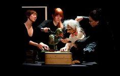 Banff Puppet Theatre Intensive — Program Information — The Banff Centre