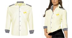 In case you want the best and designer corporate uniforms stitched for your employees then look no further than Clever Designs. The experts here are highly efficient in designing complete work wear, from school wear to corporate wear to healthcare wear Corporate Uniforms, Corporate Wear, School Wear, Work Wear, Adidas Jacket, Clever, Jackets, How To Wear, Style